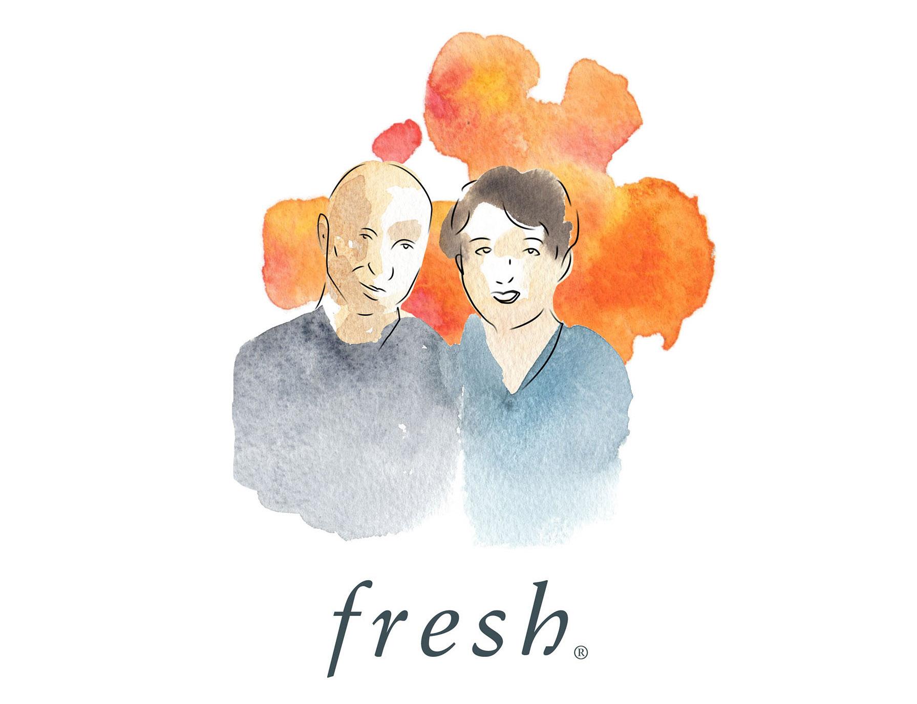 Fresh live brief Liisa Roll